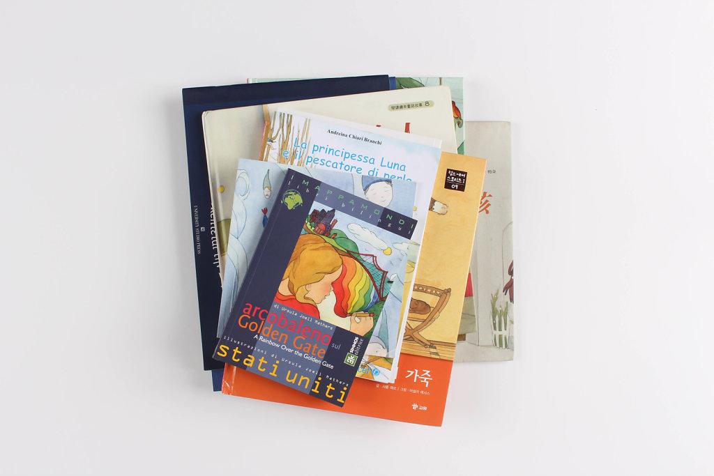 Children's book publications